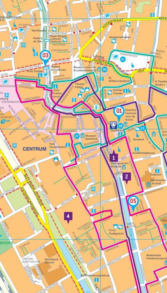 VVV Citymap & more 03. Utrecht, picture 85334210