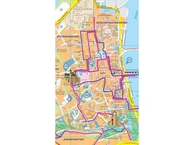 VVV Citymap & more 08. Maastricht en Valkenburg, picture 85334222