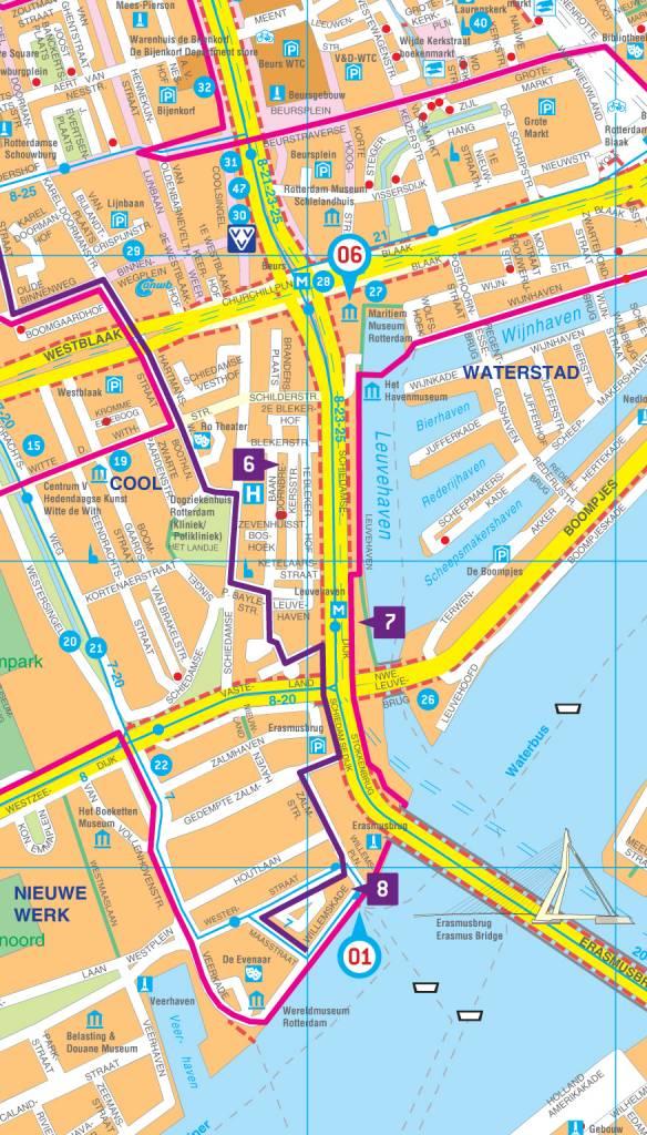 VVV Citymap & more 06. Rotterdam, picture 85334246