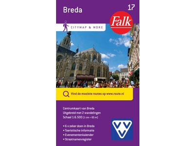 VVV Citymap & more 17. Breda, picture 85334303