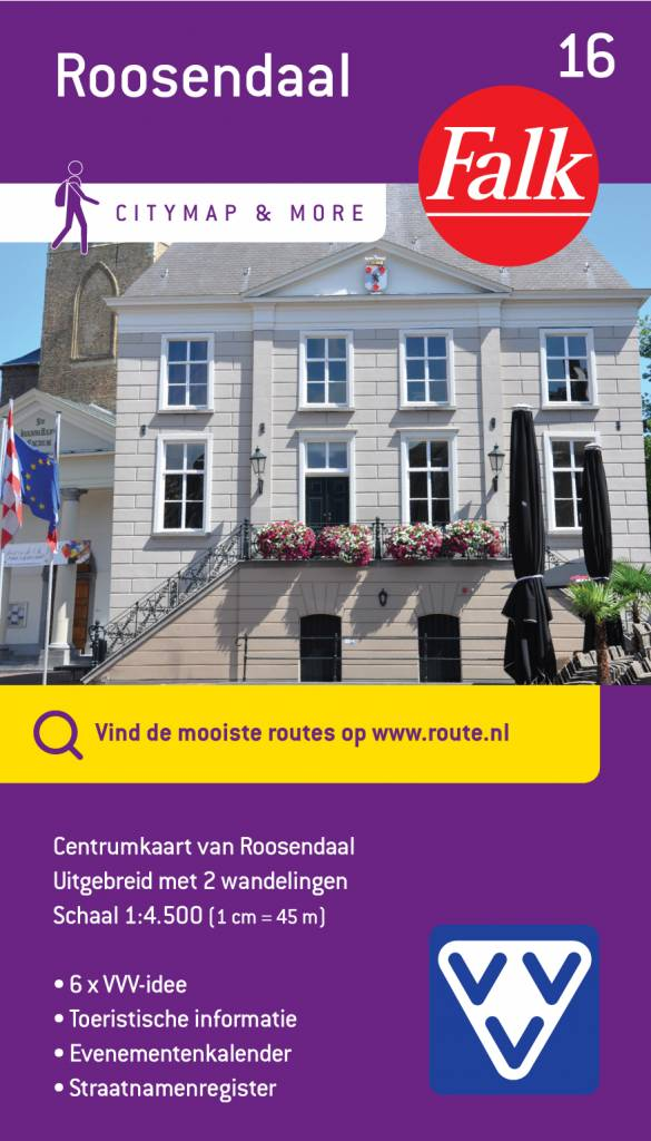 VVV Citymap & more 16. Roosendaal, picture 85334378
