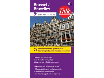 Falk Citymap & more 41. Brussel, picture 85334417