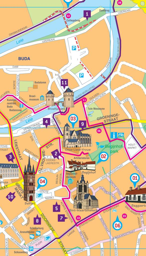 Falk Citymap & more 43. Kortrijk, picture 85334444