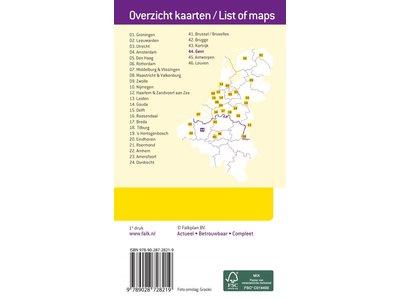 Falk Citymap & more 44. Gent, picture 85334462