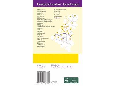 Falk Citymap & more 46. Leuven, picture 85334492