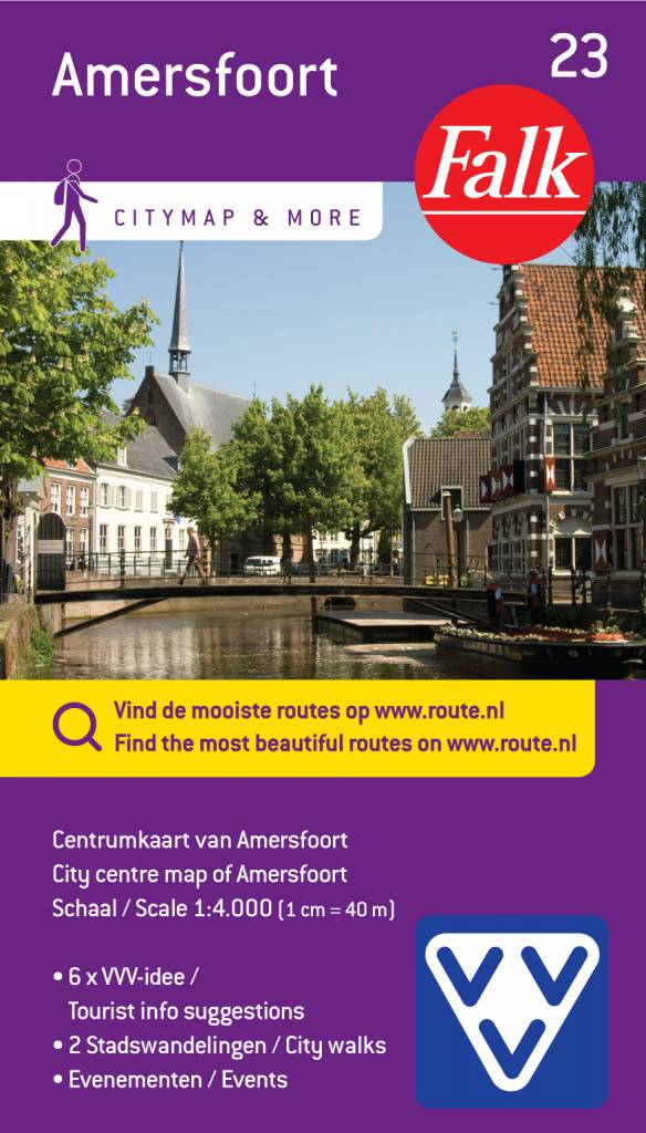 VVV Citymap & more 23. Amersfoort, picture 85334495