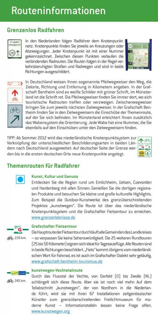 VVV Fietskaart 21. Grafschaft Bentheim, picture 86020181