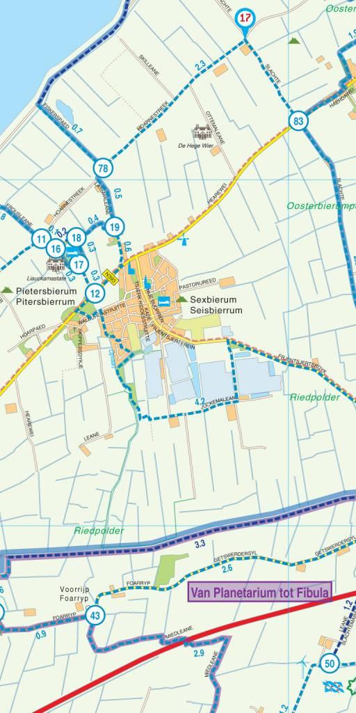 Falk 08. Noordwest Fryslân met Vlieland en Terschelling, picture 86020289