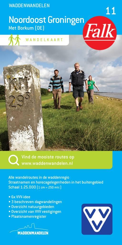 Falk 11. Noordoost Groningen met Borkum, picture 86020328