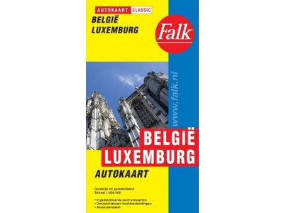 Falk Autokaart België / Luxemburg Classic, picture 86024477
