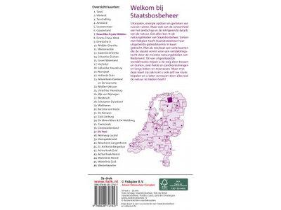Staatsbosbeheer Wandelkaart 07 Noardlike Fryske Wâlden, picture 86588345