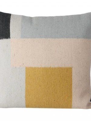 ferm LIVING Ferm Living Kelim Cushion - Squares