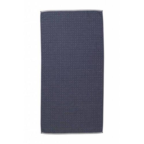 ferm LIVING Sento Bath Towel - Blue