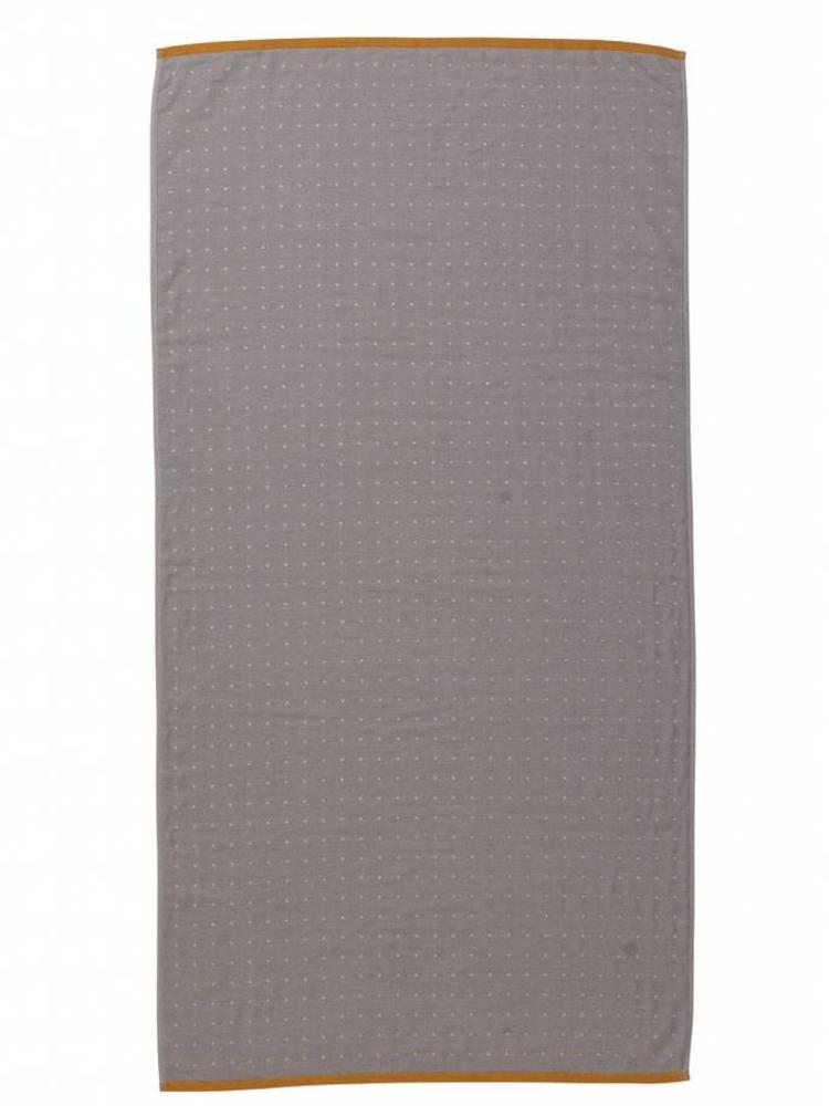 ferm LIVING Ferm Living Sento Bath Towel - Grey