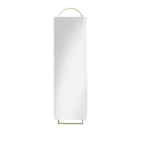 ferm LIVING Adorn Mirror - Brass - Full Size