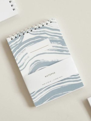 Ola Ola Pocket Notepad - Brush Strokes
