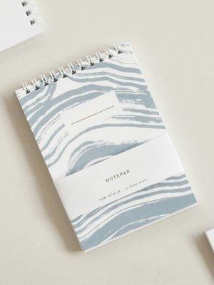 Ola Pocket Notepad - Brush Strokes