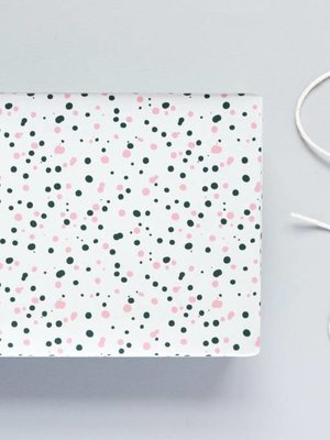 Ola Ola Patterned Papers: Splatter Print