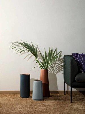 ferm LIVING Ferm Living Dual Floor Vase - Medium