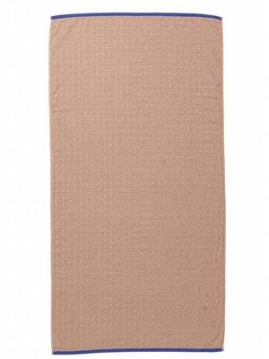 ferm LIVING Sento Bath Towel - Rose