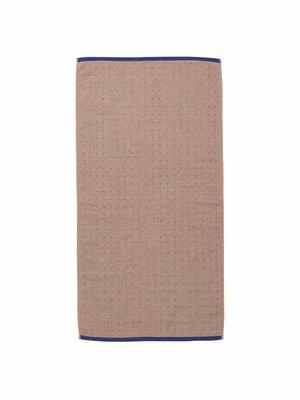 ferm LIVING Ferm Living Sento Hand Towel - Rose