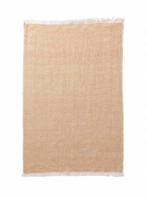 ferm LIVING Ferm Living Blend Knitted Kitchen Towel - Peach