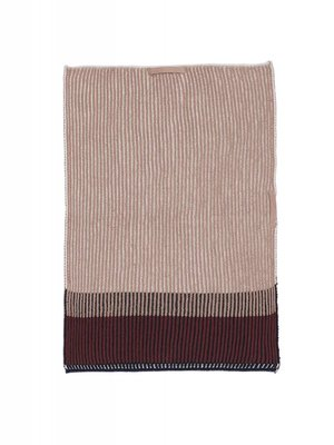 ferm LIVING Akin Knitted Kitchen Towel - Rose
