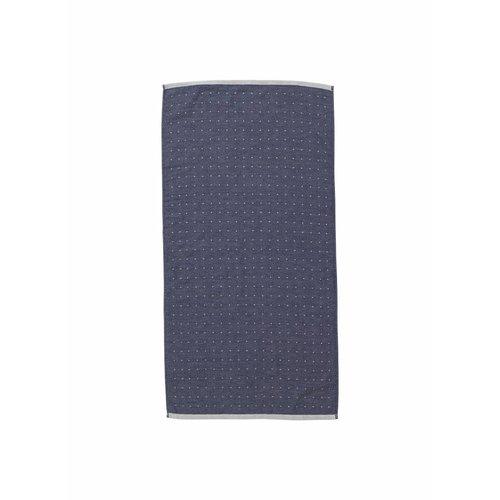 ferm LIVING Sento Hand Towel - Blue