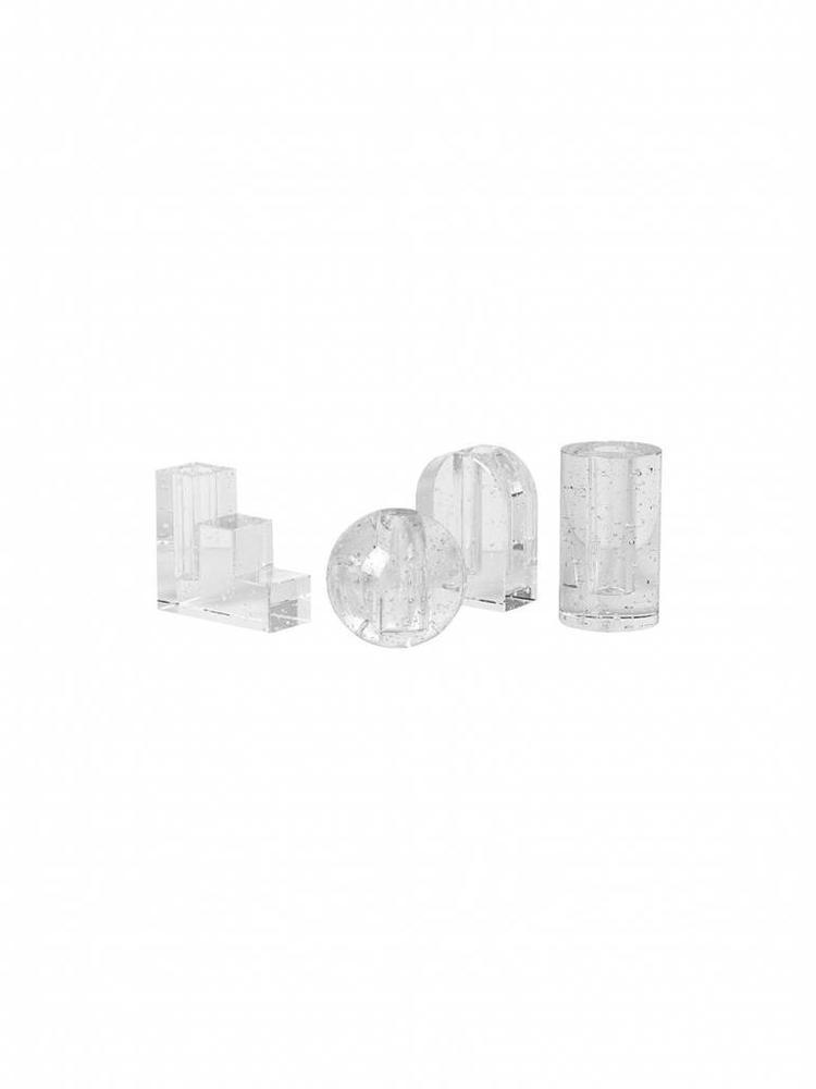ferm LIVING Ferm Living Bubble Glass Object - Sphere
