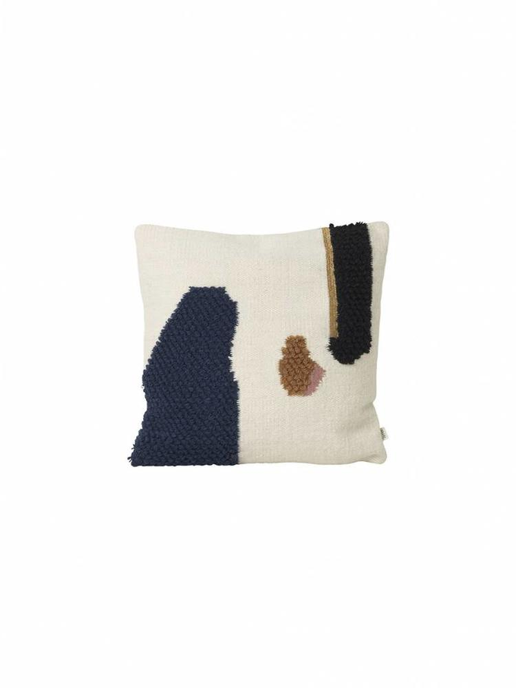 ferm LIVING Ferm Living Loop Cushion - Mount