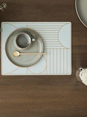 ferm LIVING Ferm Living Outline Dinner Mat - Off White