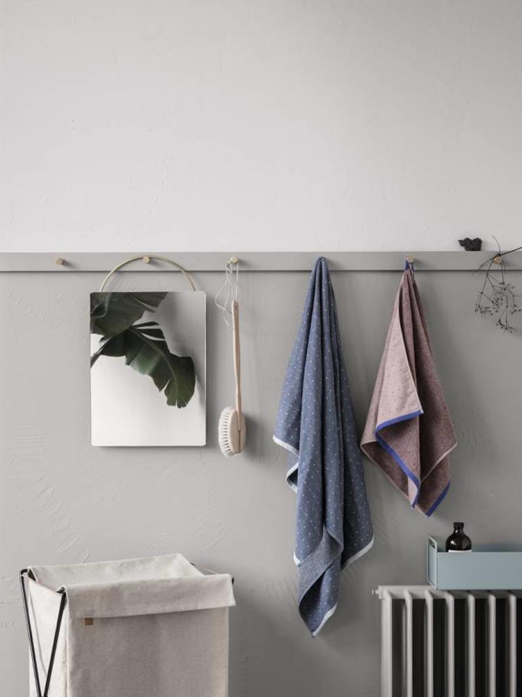 ferm LIVING Ferm Living Herman Laundry Stand - Black