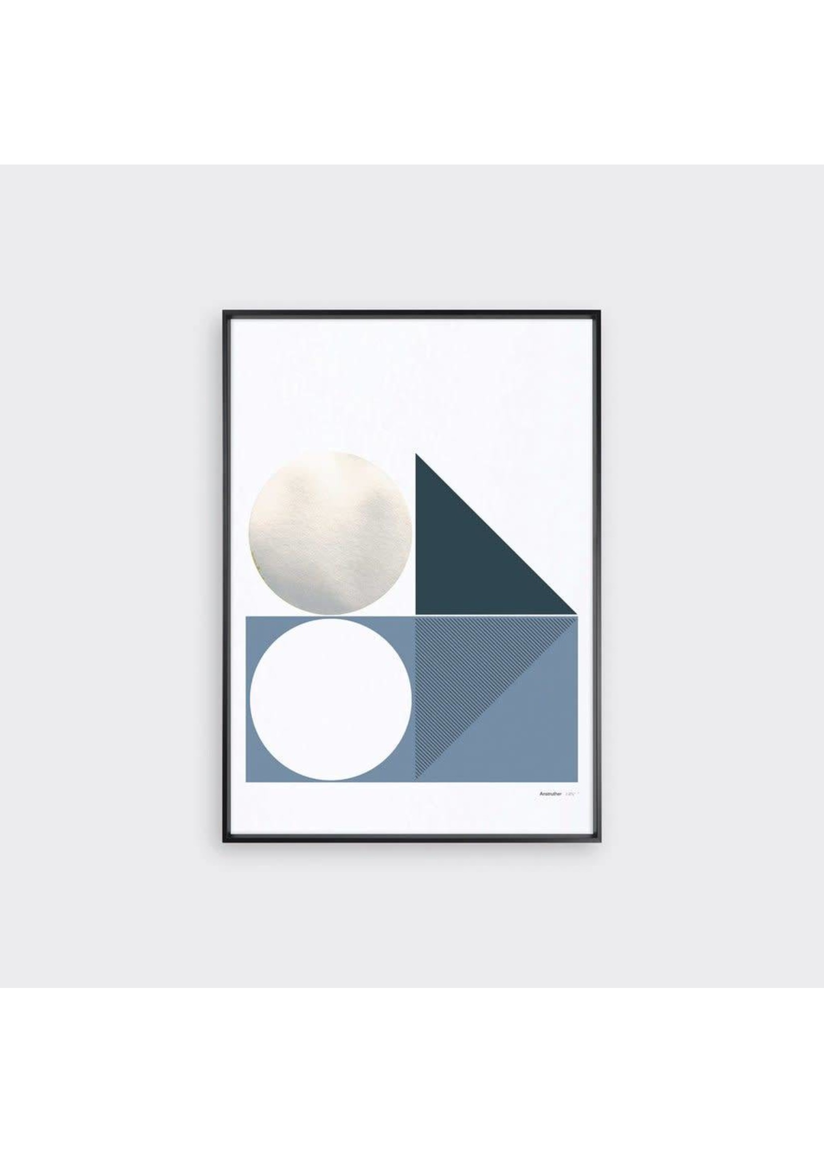 Tom Pigeon Tom Pigeon Anstruther Fall Print - A2