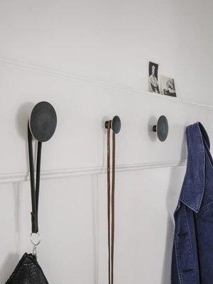 ferm LIVING Ferm Living Hook - Black Brass - Large
