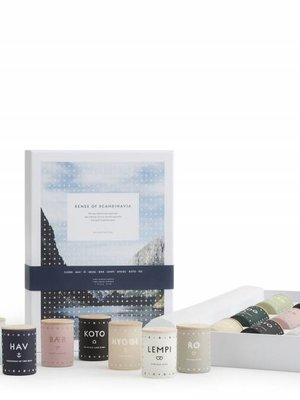 SKANDINAVISK SENSE OF SCANDINAVIA Mini Candle Gift Set