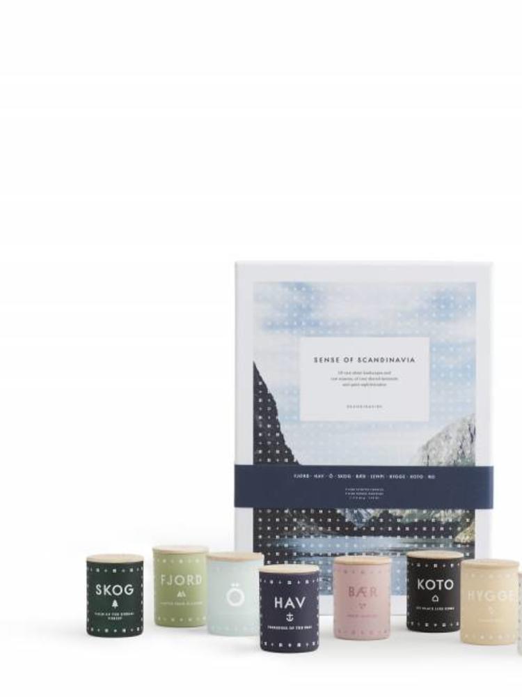 SKANDINAVISK Skandinavisk SENSE OF SCANDINAVIA Mini Candle Gift Set