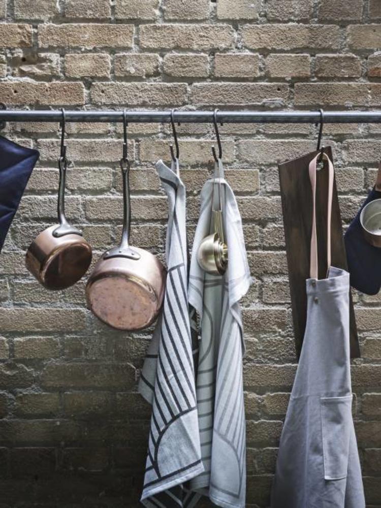 ferm LIVING Ferm Living Canvas Pot Holder - Grey
