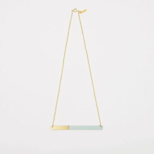Tom Pigeon Form Necklace Bar - Choice of Colours