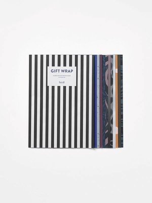 ferm LIVING Gift Wrapping Book -Art Edition- 22 Designs
