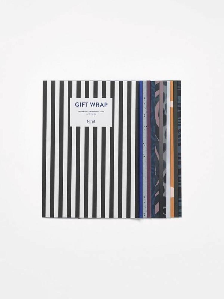 ferm LIVING Ferm Living Gift Wrapping Book -Art Edition- 22 Designs