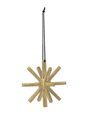ferm LIVING Winterland Brass Ornament