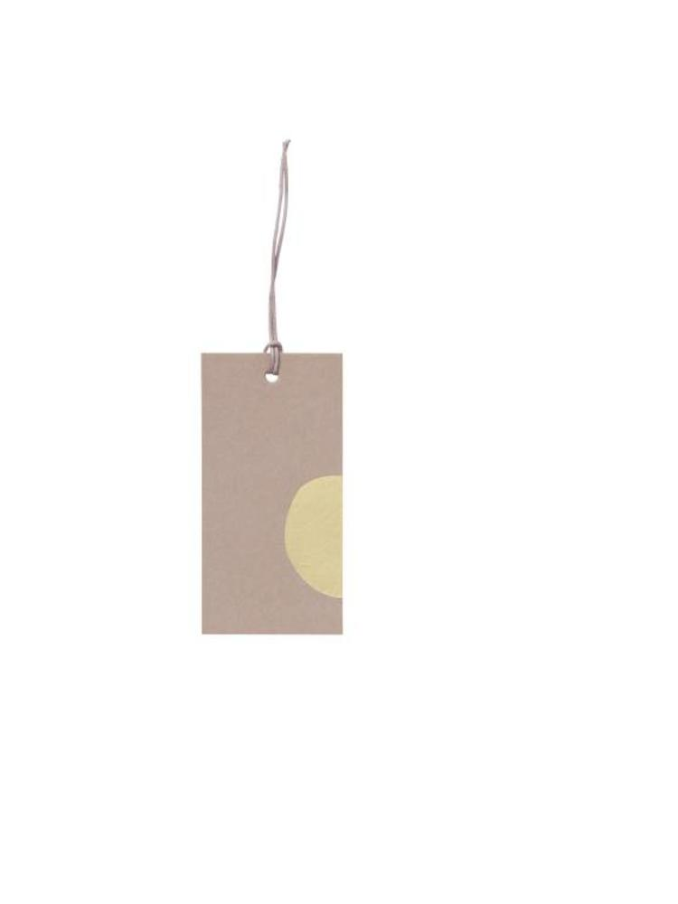 ferm LIVING Ferm Living Gift Tags - Art - Set of 6
