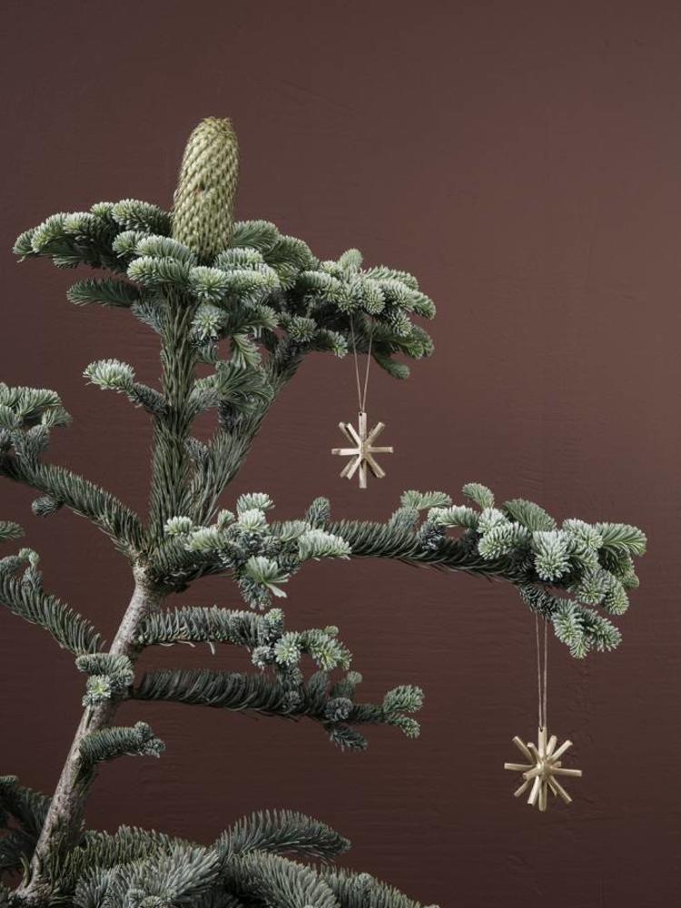 ferm LIVING Ferm Living Winterland Brass Ornament