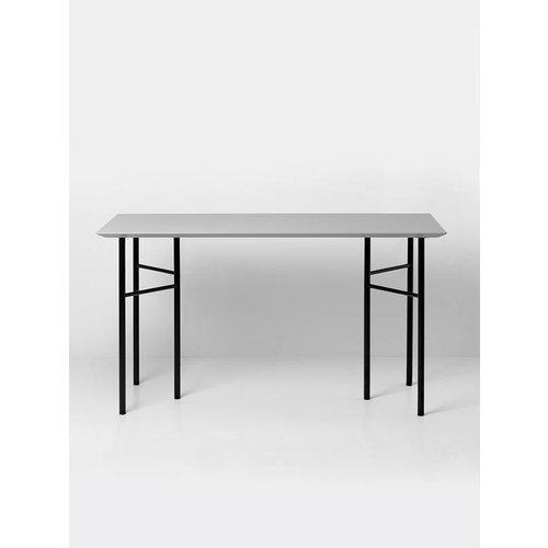 ferm LIVING *Ex-Display* Ferm Living Mingle Desk - 135cm Light Grey