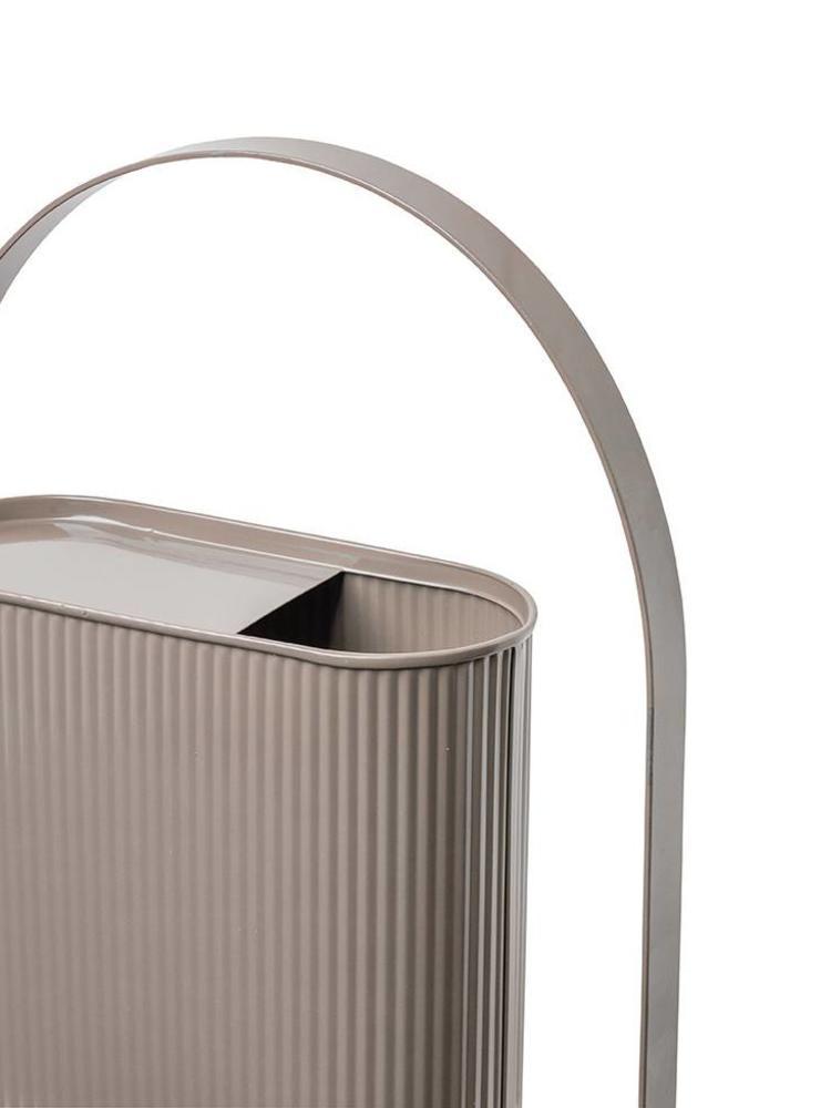 ferm LIVING ferm LIVING Bau Watering Can - Warm Grey - Small