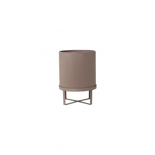 ferm LIVING Bau Plant Pot - Dusty Rose - Large