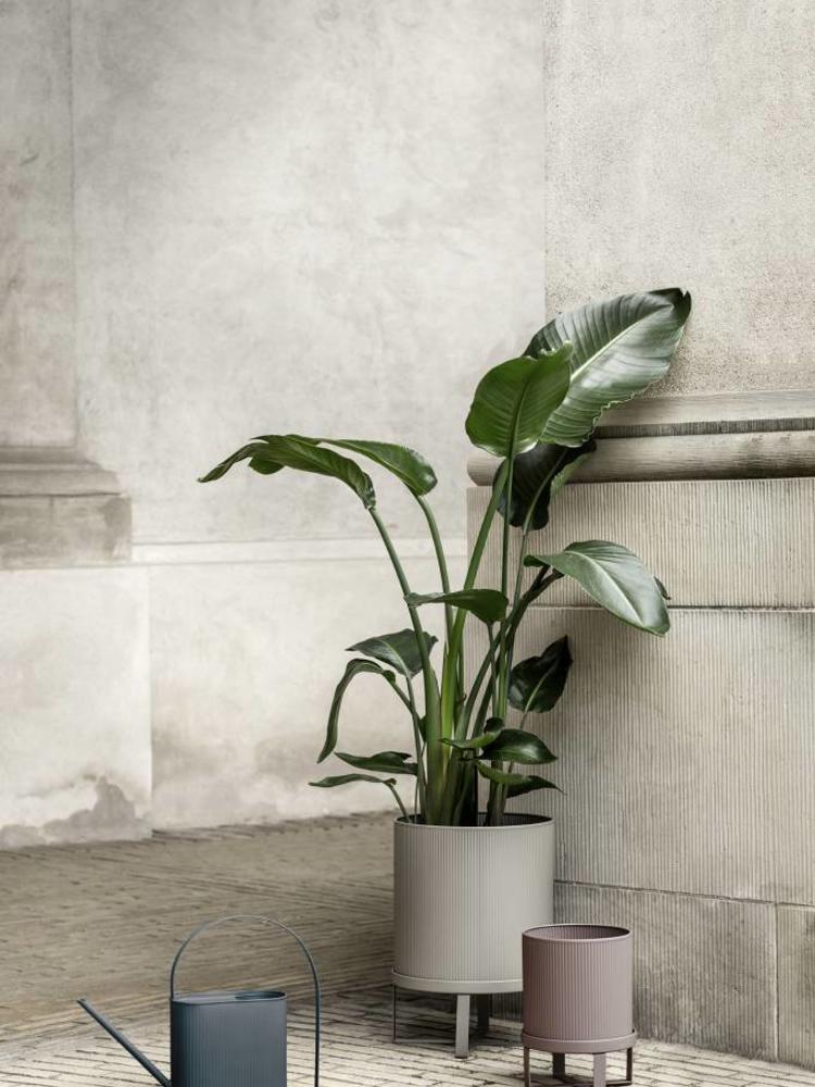 ferm LIVING ferm LIVING Bau Plant Pot - Dusty Rose - Small