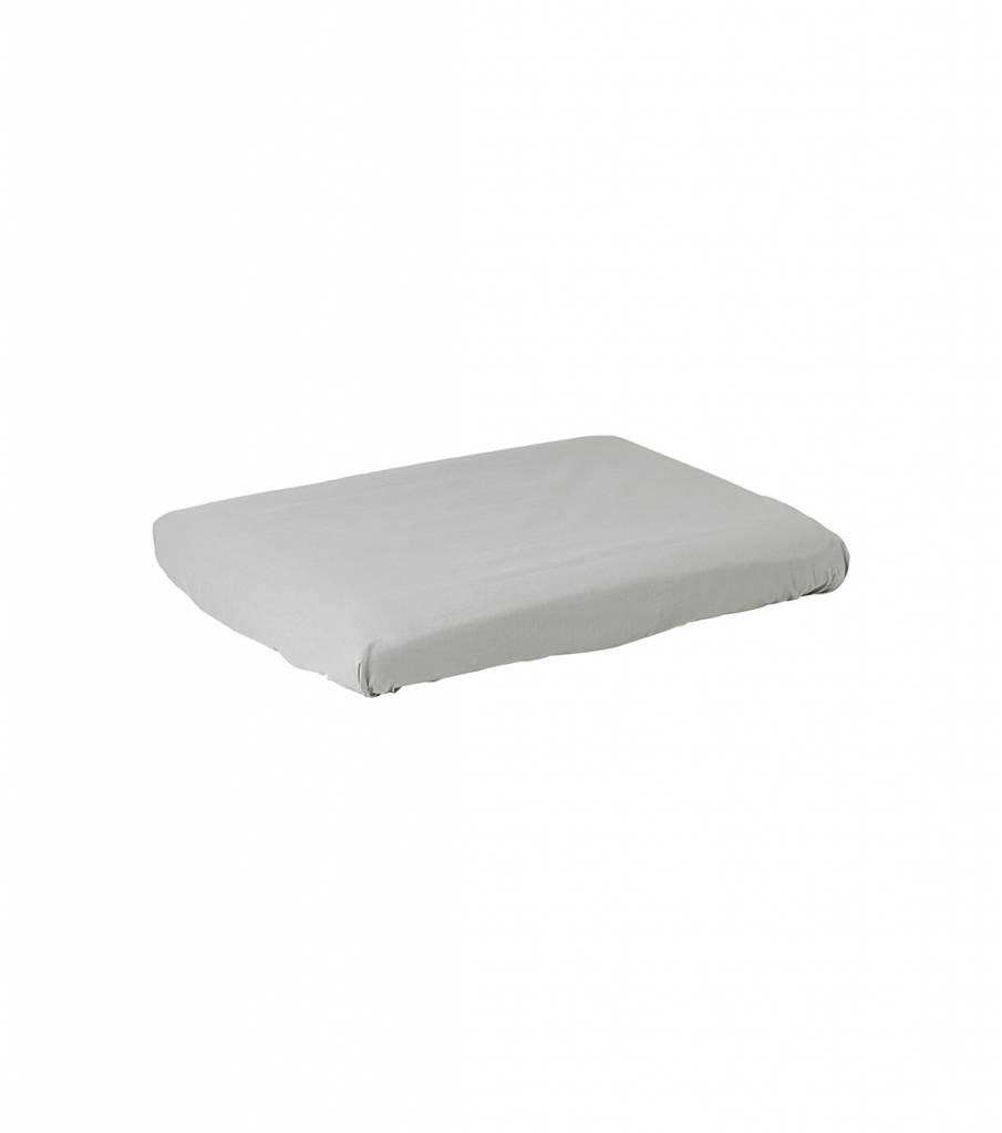 ferm LIVING ferm LIVING Hush Changing Fitted Sheet - Grey