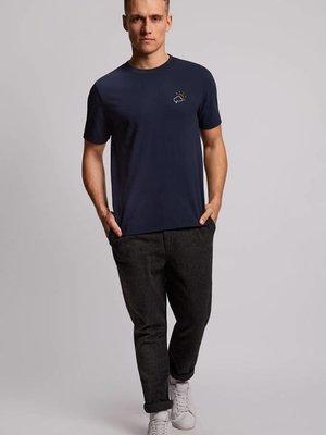 HYMN London 'CHANCE' Weather Symbol Emblem T-Shirt