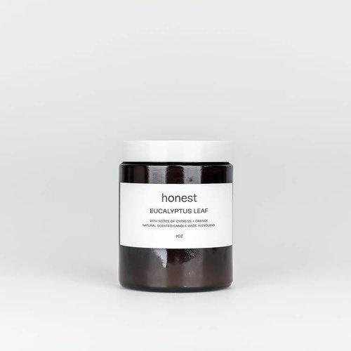 Honest Skincare Eucalyptus Leaf Candle